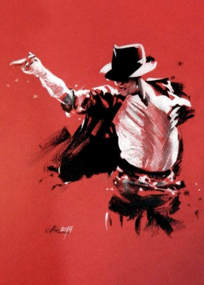 Michael Jackson by alinbota